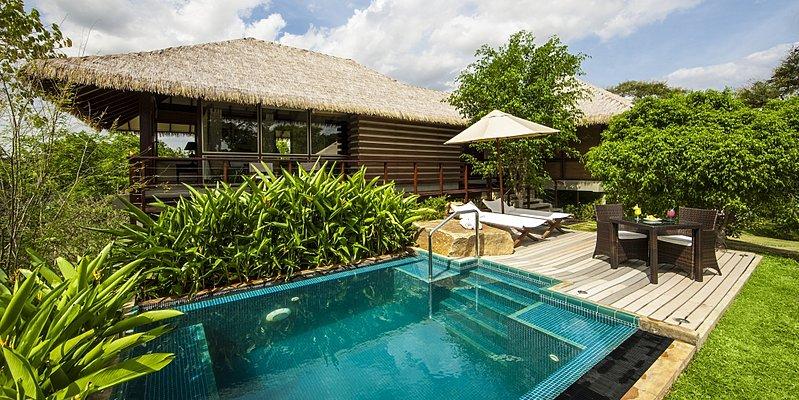 Ulagalla Villa Plunge Pool