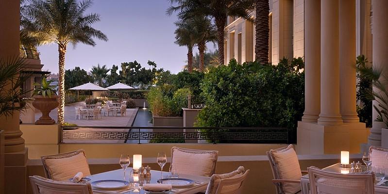 Vanitas Restaurant - Palazzo Versace Dubai