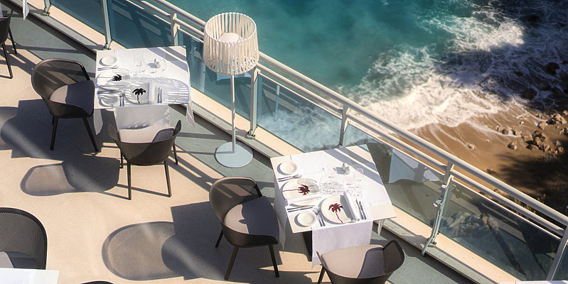 Vapor Restaurant - Hotel Bellevue Dubrovnik