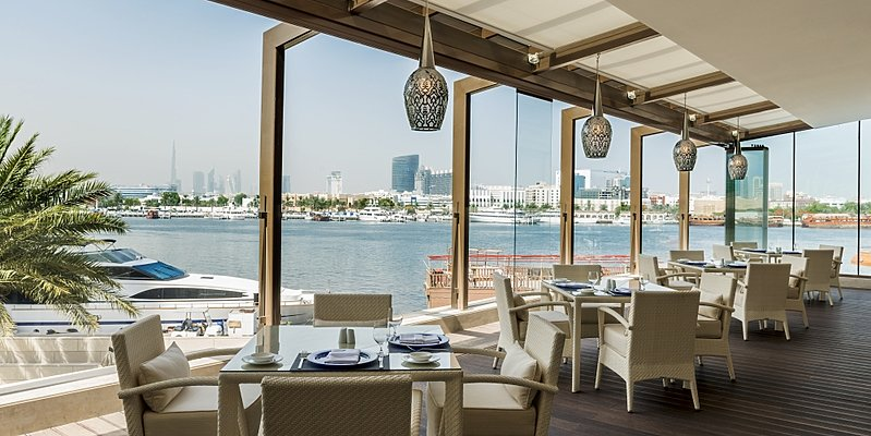 Vivaldi by Alfredo Russo - Sheraton Dubai Creek Hotel & Towers