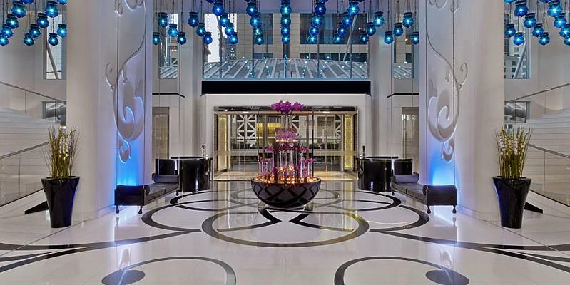 Lobby - W Doha Hotel