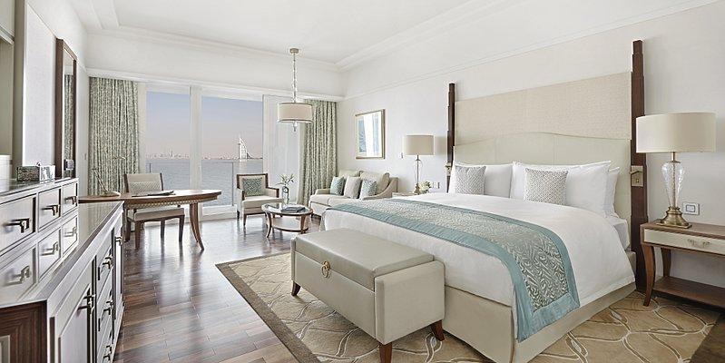 Deluxe Skyline View und Premier (King) - Waldorf Astoria Dubai Palm Jumeirah
