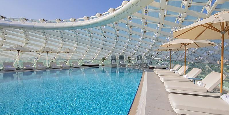 Wet Deck - W Abu Dhabi