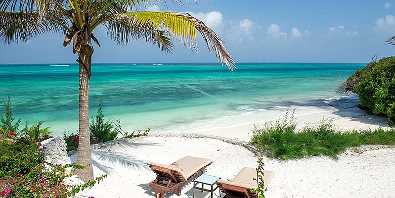 Strand - Zawadi Hotel Zanzibar