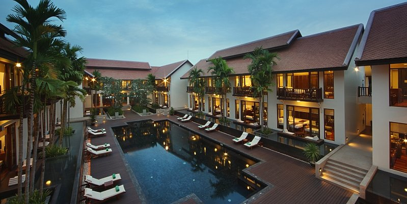 Anantara Angkor - Swimming Pool