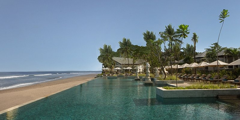 The Seminyak Beach Resort & Spa - Strand