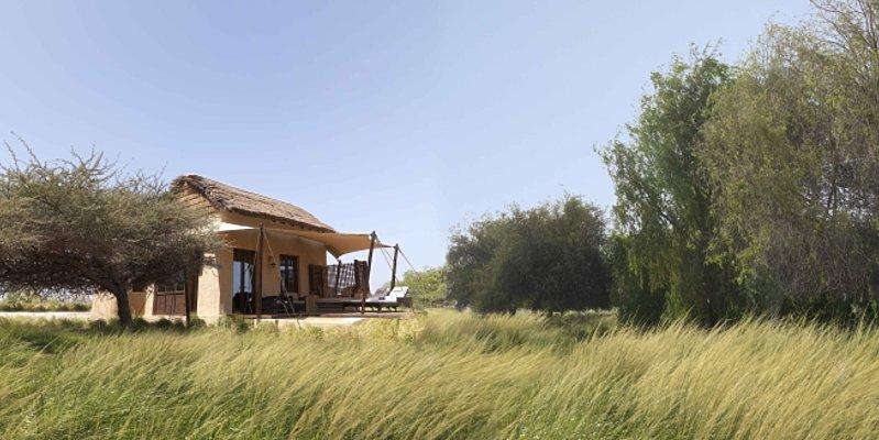 Aussenansicht Villa - Anantara Al Sahel Villa Resort