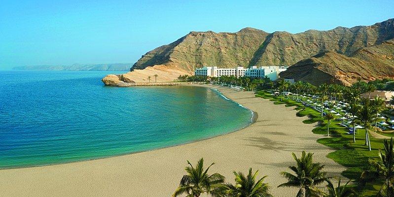 Strand - Shangri-La's Barr Al Jissah - Al Waha