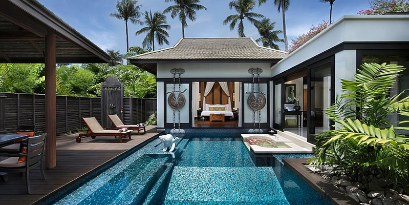 Anantara Mai Khao - Pool Villa Privatpool