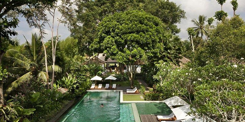 Swimming Pool - COMO Uma Ubud