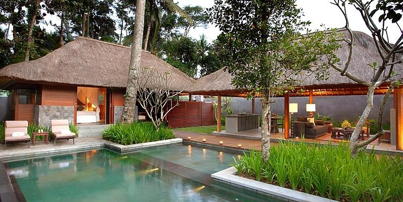 Kayumanis Ubud - One Bedroom Deluxe Pool Villa