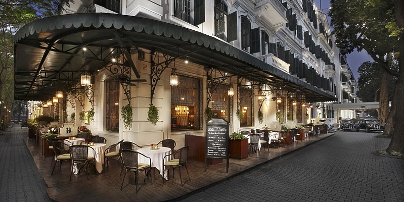Sofitel Legend Metropole Hanoi - La Terrasse du Metropole