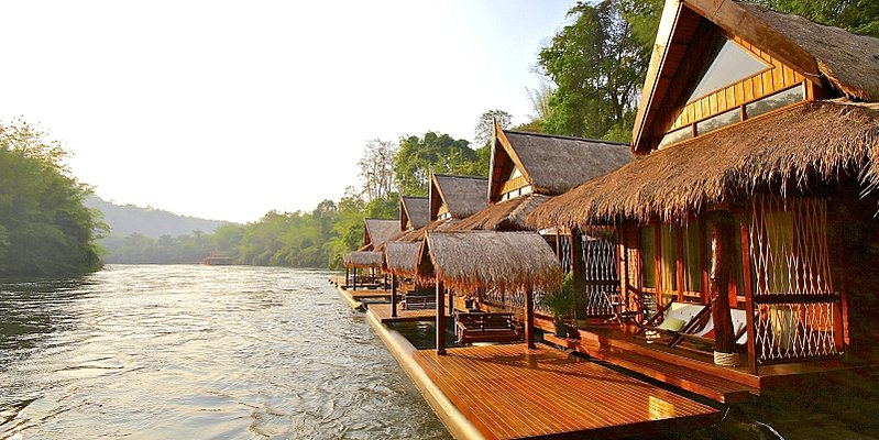 The Floathouse River Kwai